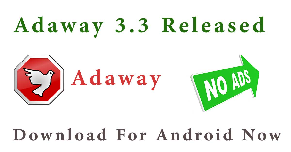 adaway 3.3